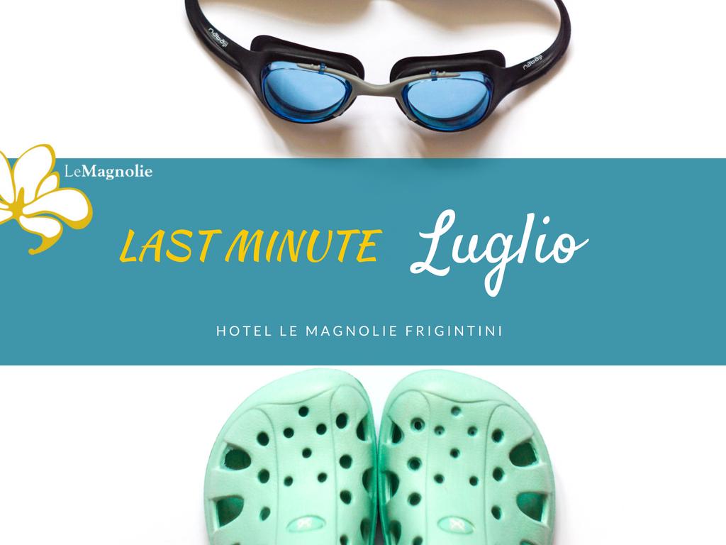 Last Minute Luglio 2018 | Le Magnolie Hotel**** a Frigintini | Vacanza tra natura e relax