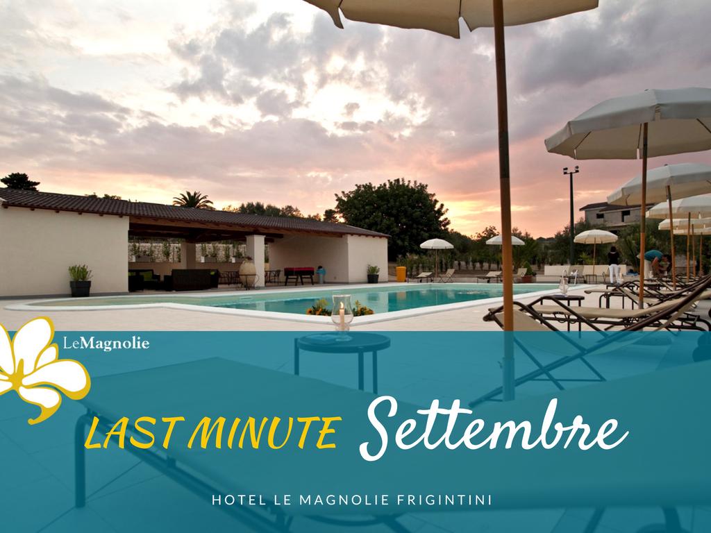 Last Minute Settembre 2018 | Le Magnolie Hotel**** a Frigintini | Vacanza tra natura e relax